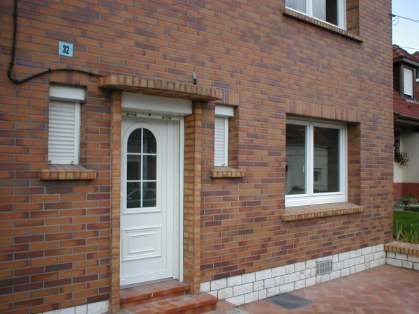 Porte et fenêtre PVC